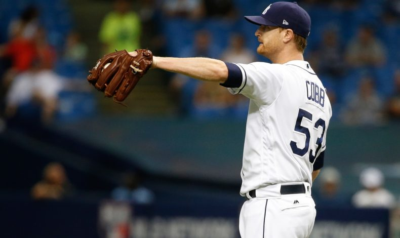 Transaction Analysis: Baltimore Goes Last-Minute Shopping for Alex Cobb