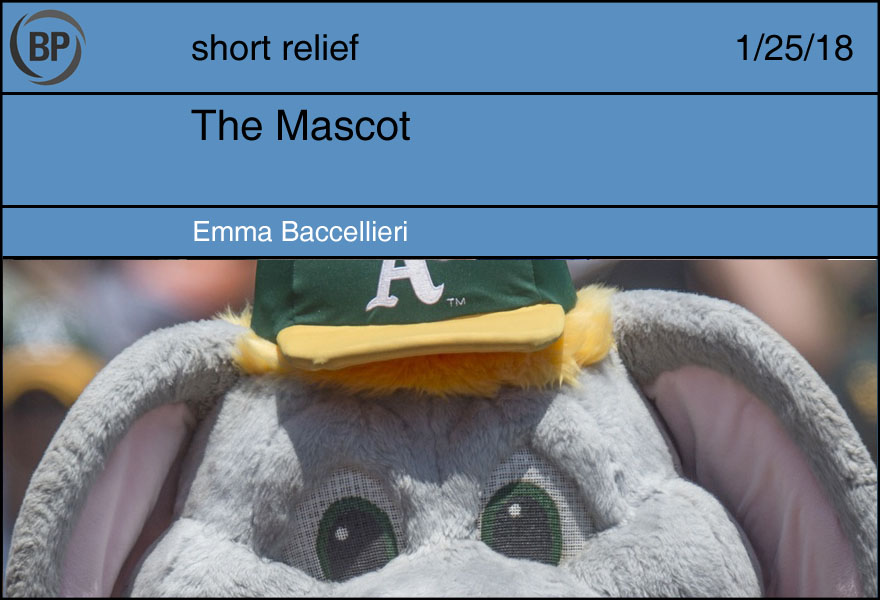 The Mascot by Emma Baccellieri
