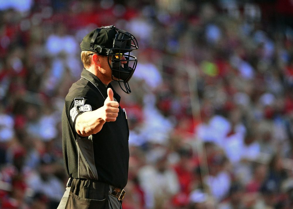 Robo Strike Zone: It's Not as Simple as You Think - Baseball