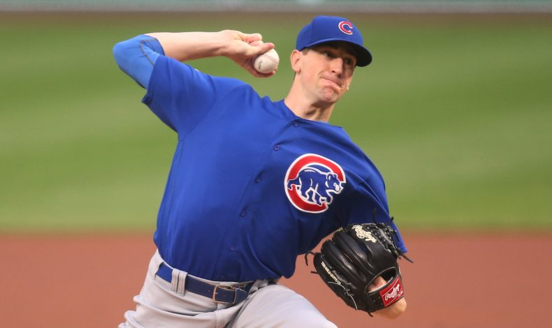 PECOTA Does Well With Pitchers Who Beat FIP