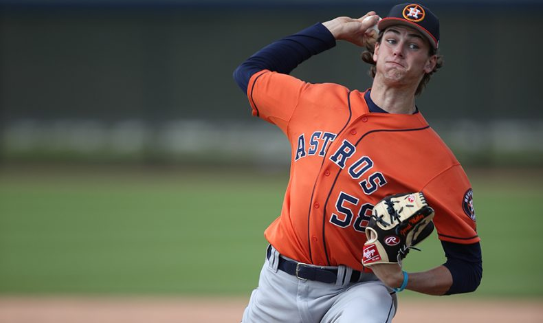 2019 Prospects: Houston Astros Top 10 Prospects