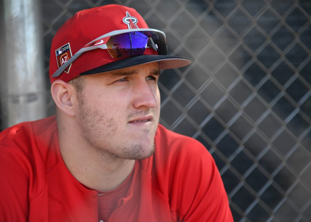 Circle Change Envisioning A Mike Trout Breakout