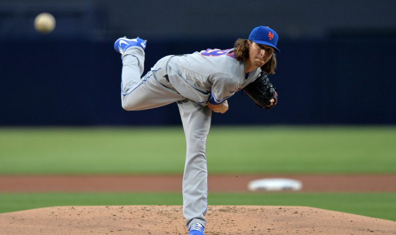 Rubbing Mud: Jacob deGrom's Path Back to the Mountaintop