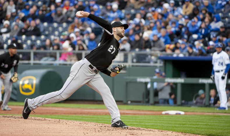 Flat Ground: Lucas Giolito Grinds on the Bump