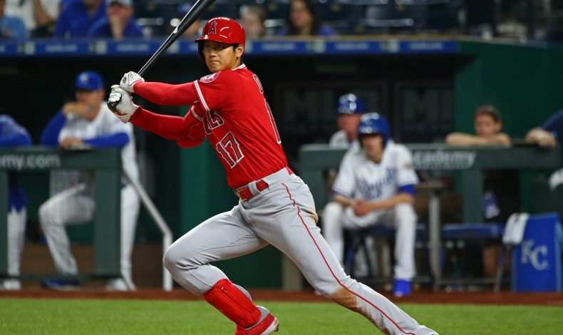 Flat Ground: Shohei Ohtani is Ready for Anything and Everything