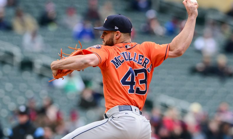 Circle Change: Lance McCullers and Points Unknown