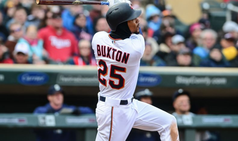 Outfield Disappointment: Byron Buxton