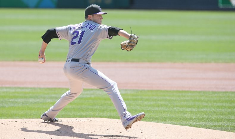 The Adjuster: Starting Pitcher
