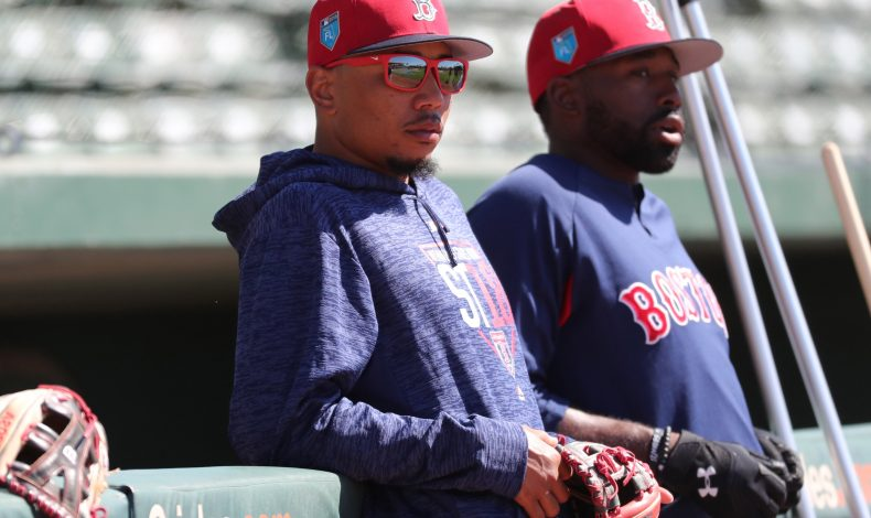 Baseball Therapy: Mookie Betts and the God of WAR