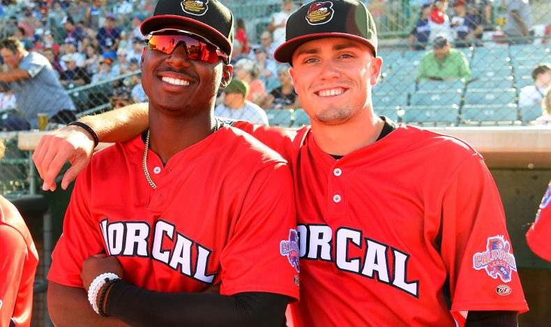 Notes from the California League All-Star Game