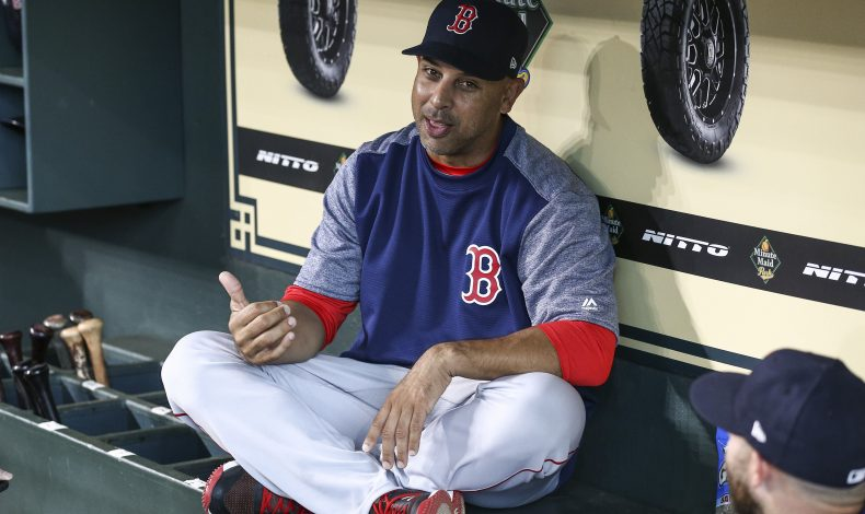 Manager in a Box: Alex Cora