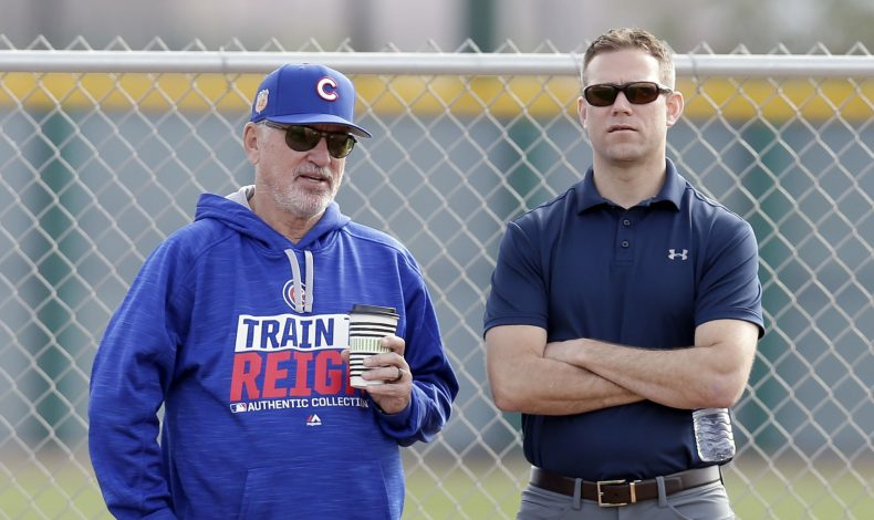 Rubbing Mud: The Dog Days Are Over, But Not For The Cubs