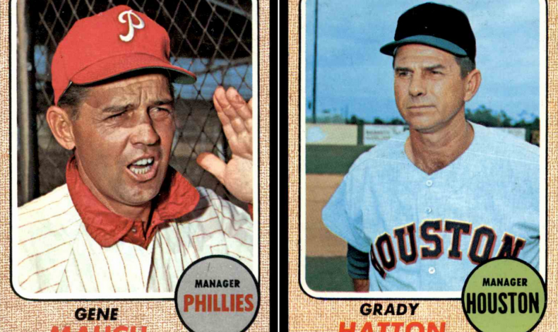 The Year of the Pitcher: Baseball 50 Years Ago (June 17, 1968)