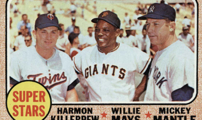 The Year of the Pitcher: Baseball 50 Years Ago (September 23, 1968)