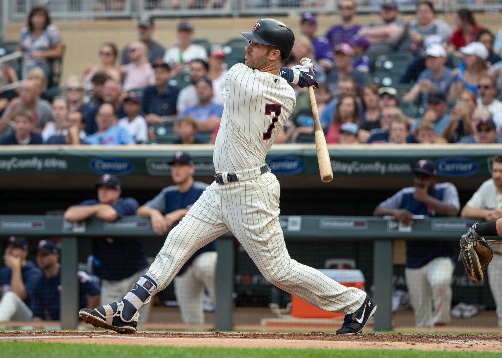 Banjo Hitter Joe Mauer Lived Up To The Hype Baseball Prospectus