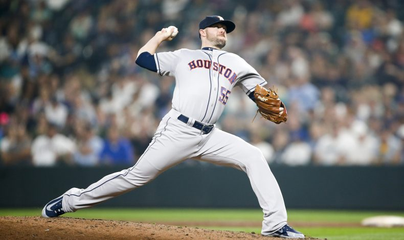 Moonshot: Pitchers Are Updating Their Arsenals