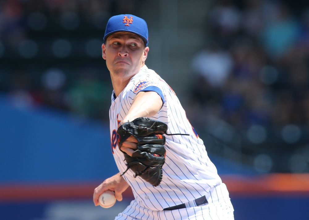 Baseball Therapy: Jacob deGrom is ... Underrated? - Baseball  ProspectusBaseball Prospectus