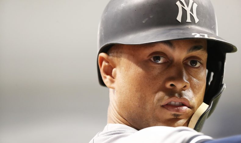 Circle Change: The Slap-Hitting Giancarlo Stanton