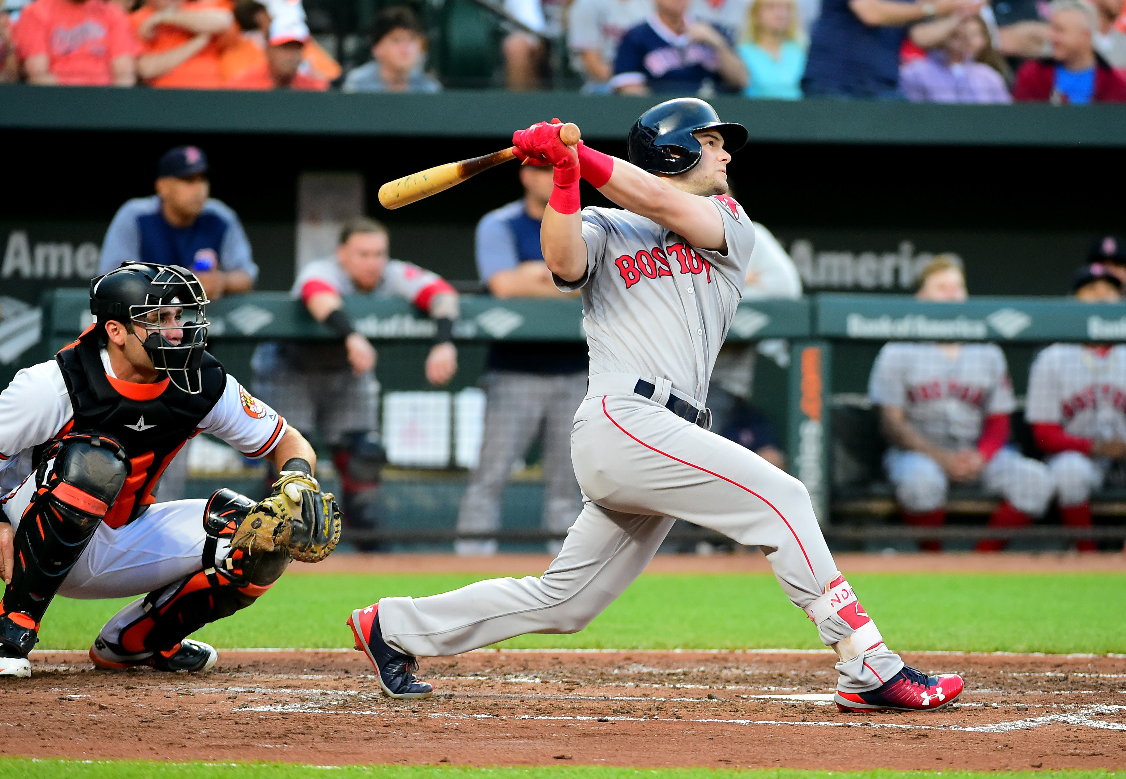 Outfield Disappointment: Andrew Benintendi - Baseball Prospectus