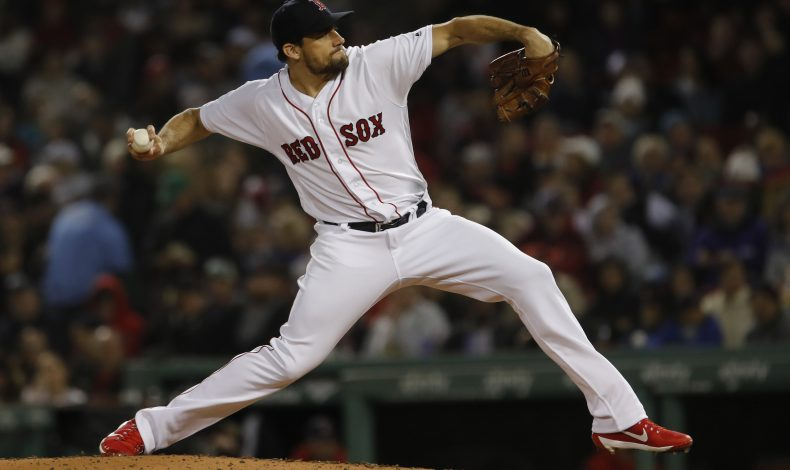 Raising Aces: Don't Stop Relievin' — Allen and Eovaldi