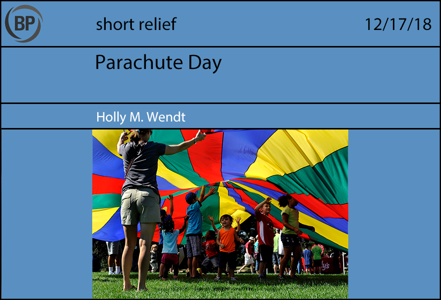 Short Relief Parachutes And Parties Baseball