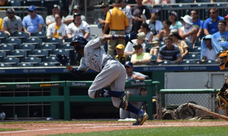 Off the Charts: Broxton In Baltimore
