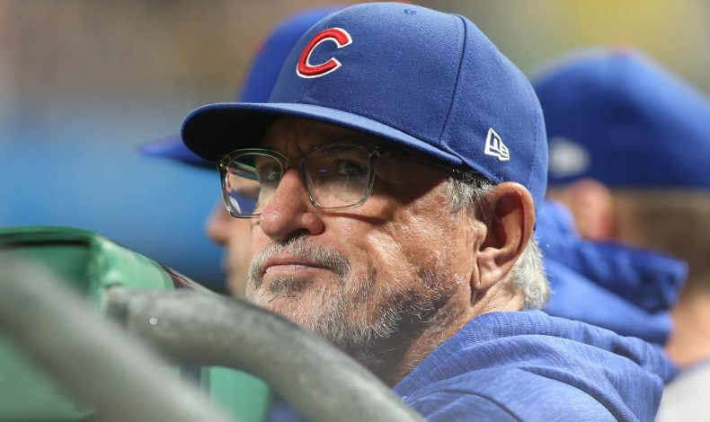 Off the Charts: Maddon's Machinations