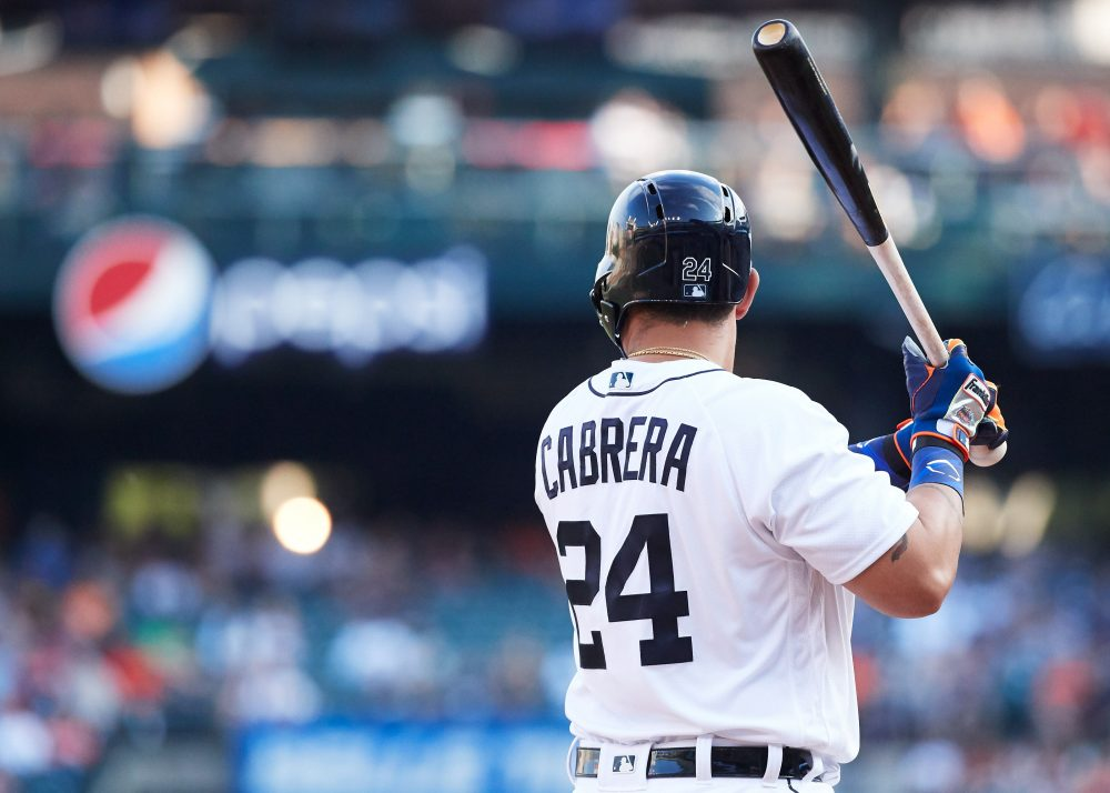 Table For Two: Previewing the 2019 Detroit Tigers ... Miguel Cabrera Fantasy Outlook