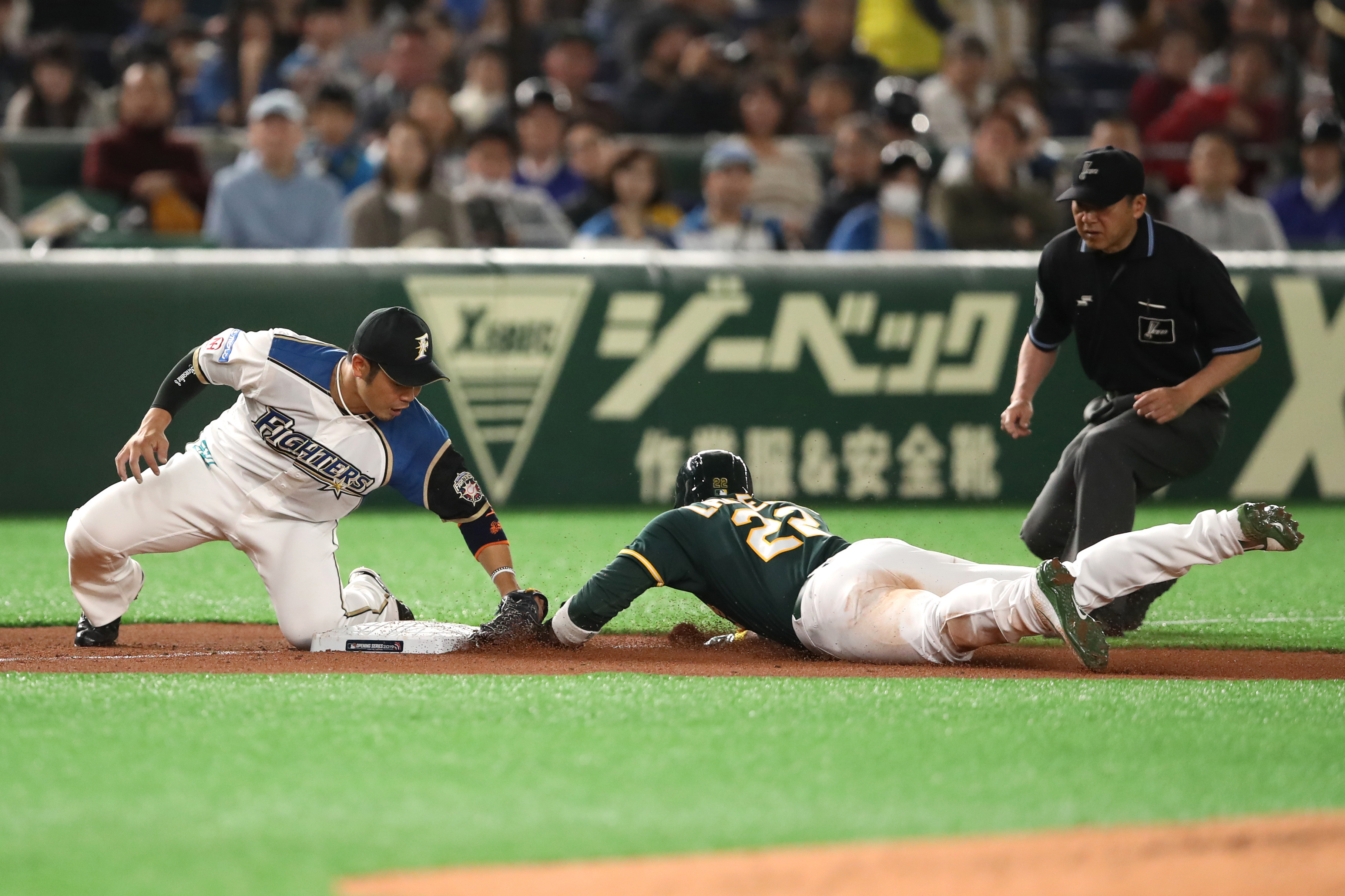 Notes From the Field: Live From the NPB - Baseball
