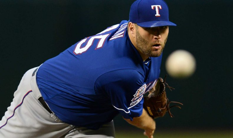 Rubbing Mud: Lance Lynn is So Much More Than Fastballs