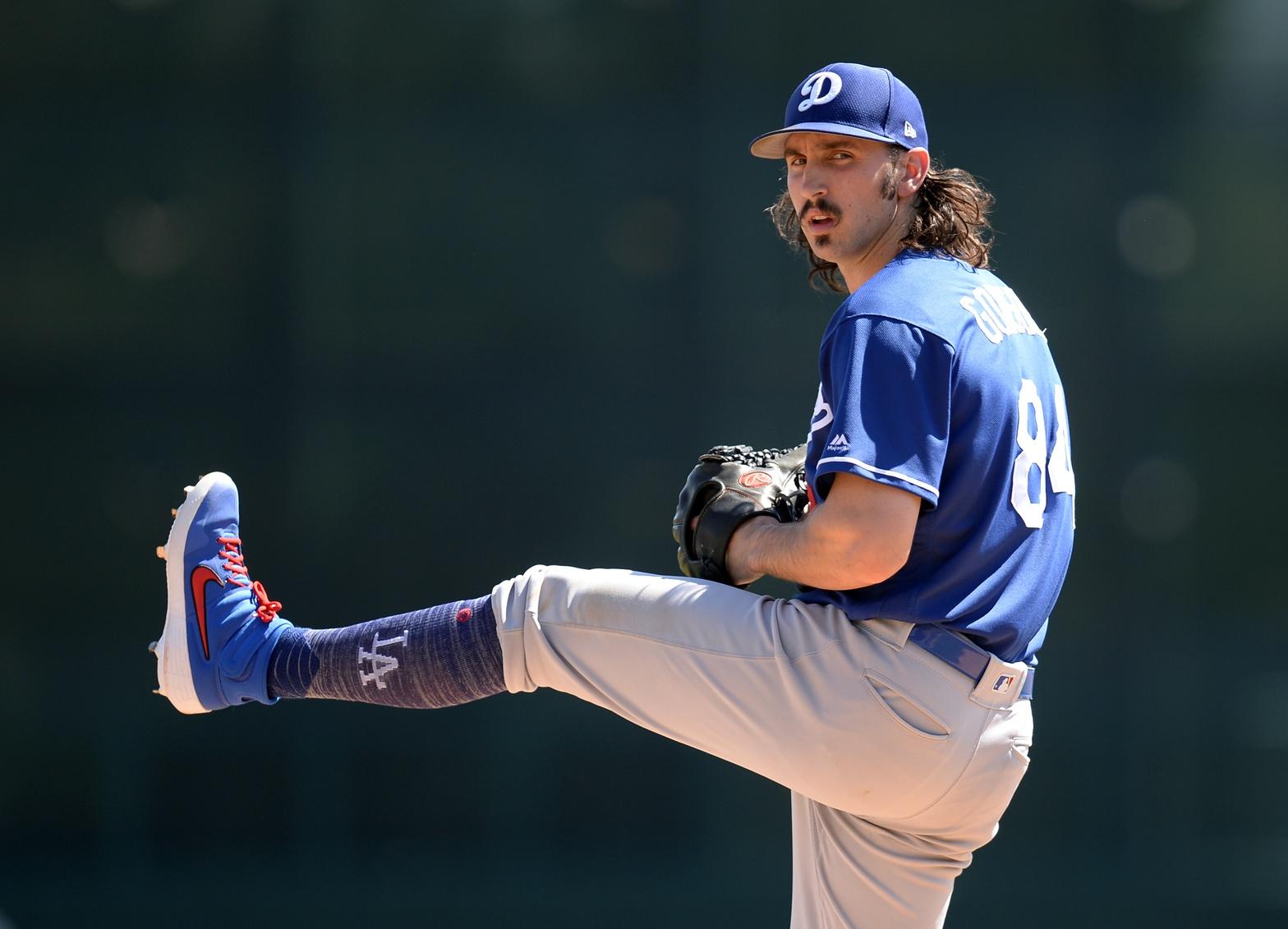 The Call-Up: Tony Gonsolin - Baseball ProspectusBaseball Prospectus