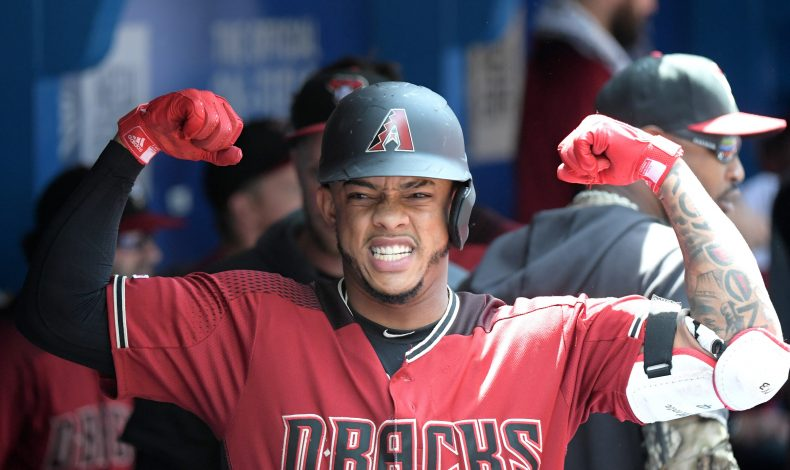 Rubbing Mud: Ketel Marte, Super-Utility Star