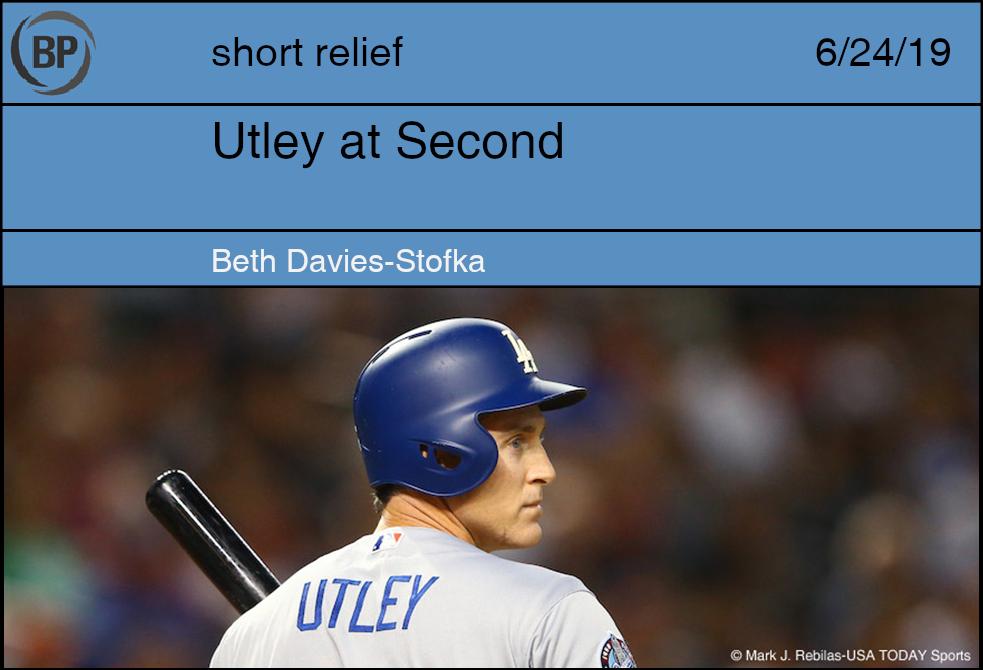 Short Relief: Chase Utley Day - Baseball Prospectus