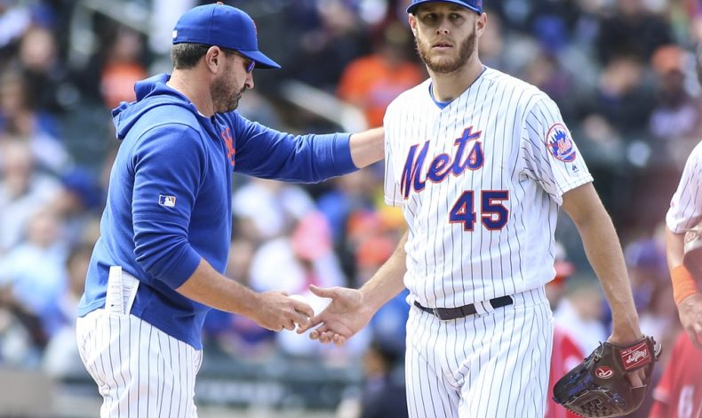 Moonshot: The Mets' Unusual Pitcher Workload Strategy