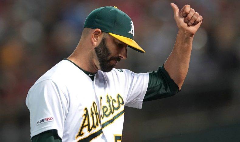 Prospectus Feature: Mike Fiers is Succeeding With One Weird Trick