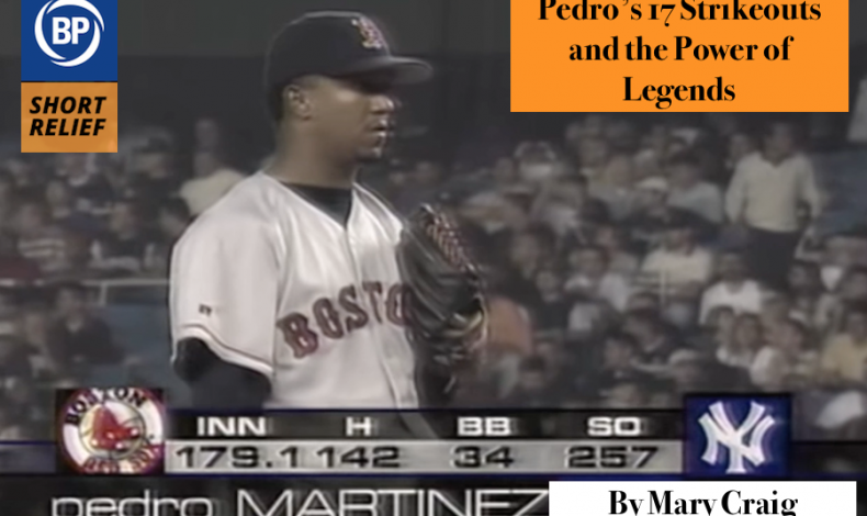 Short Relief: 20 Years Ago We Had Pedro, Video Games, and Hope…