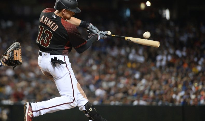 From the Outfield Grass: Nick Ahmed Can Hit Now