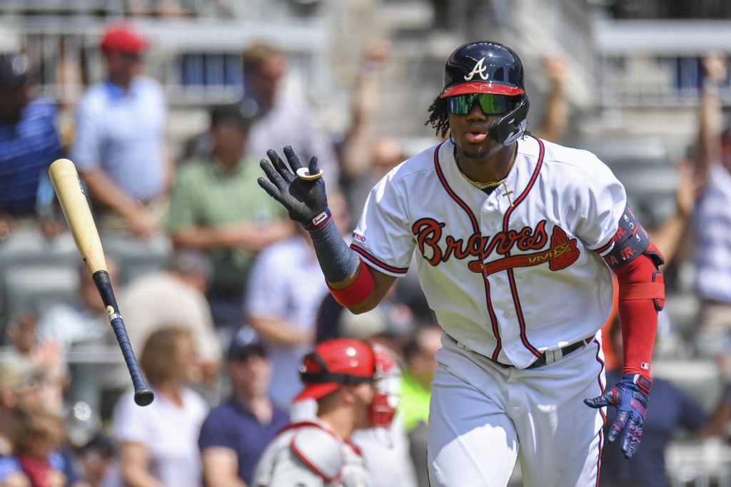 Tale of the Tape 2020: Mike Trout vs. Ronald Acuña Jr. - Baseball Prospectus