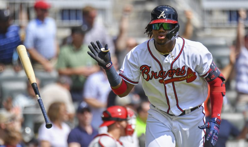 Tale of the Tape 2020: Mike Trout vs. Ronald Acuña Jr.