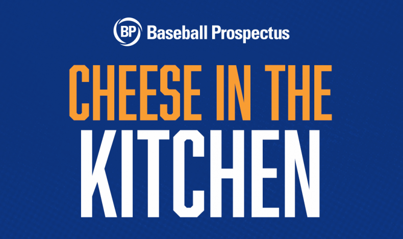 Cheese in the Kitchen: Notes From the Kitchen