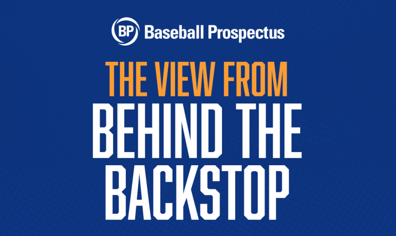 The View From Behind the Backstop: Let's All Meet Up in the Year Two-Thousand (and Twenty-Five)