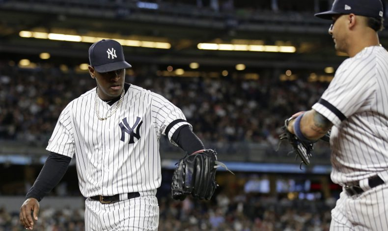 Rubbing Mud: How To Hit These Yankees