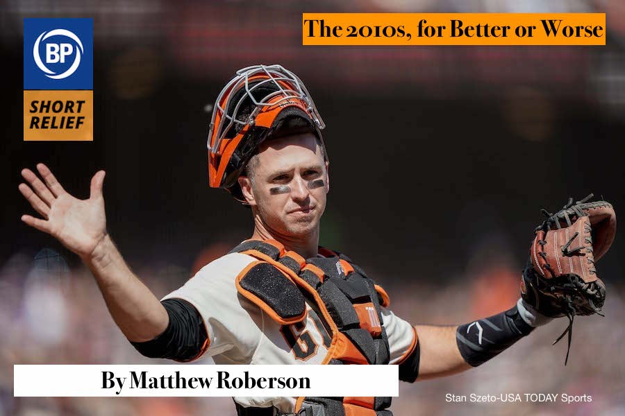 Short Relief: Love It If We Made It - Baseball Prospectus