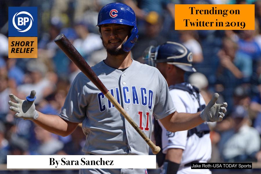 Short Relief: Hashtag Hope - Baseball Prospectus