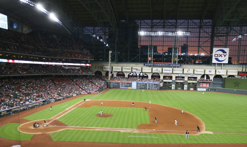 Moonshot: The Astros' Sign-Stealing Left A Fingerprint In The Audio Data