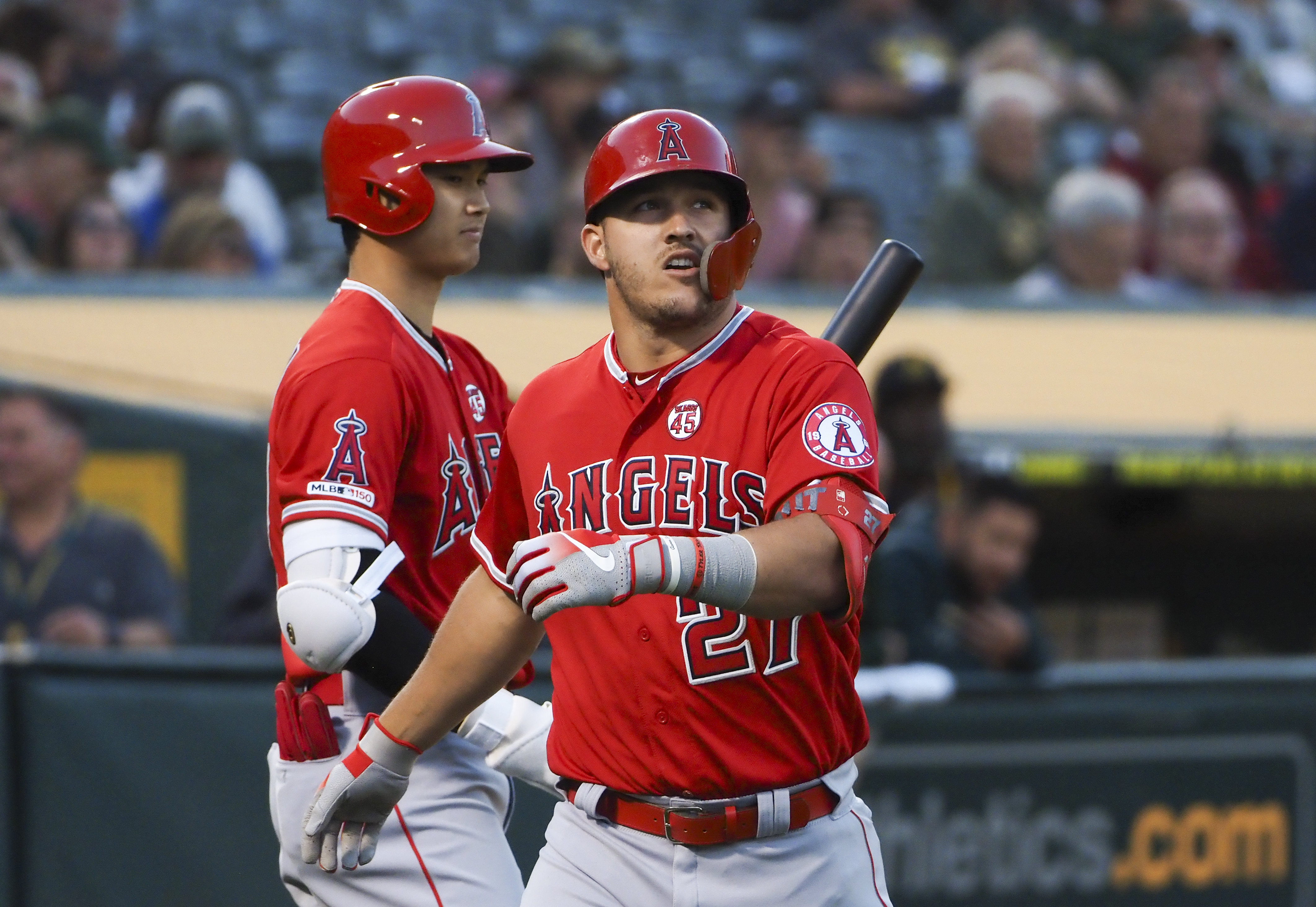 For the Angels to Ascend, They Must Take the Leap - Baseball Prospectus