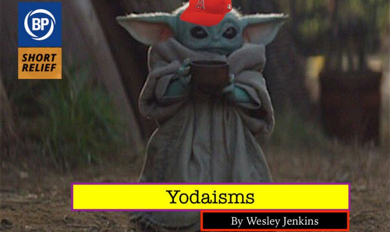 Short Relief: Would Baby Yoda Hit Mike Trout Second?