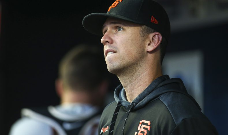 Fantasy Burning Questions: So Is Buster Posey Bad Now?