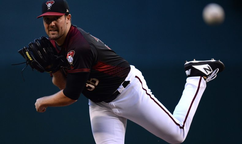 From The Outfield Grass: Robbie Ray's Make-Or-Break 2020