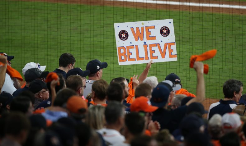 What if the Astros Win the 2020 World Series?